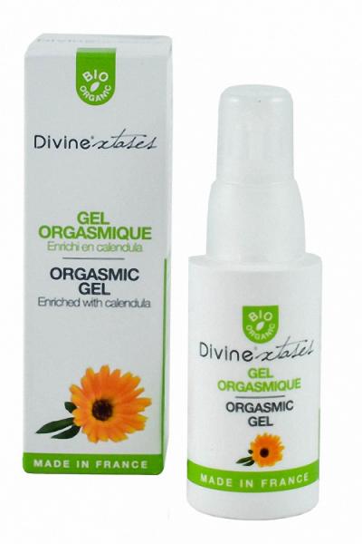 Gel Orgasmique - Divinextases